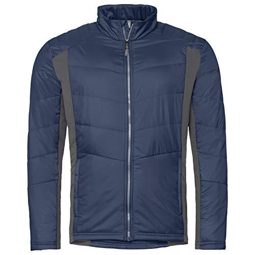 HEAD Herren Dolomite Jacke, Dark Blue/Anthracite, L