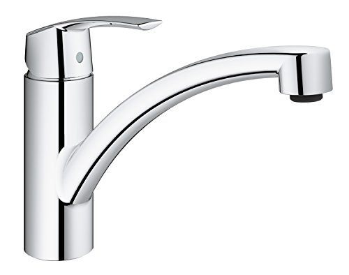Grohe Start - Grifo de cocina, color cromo (Ref.32441001)