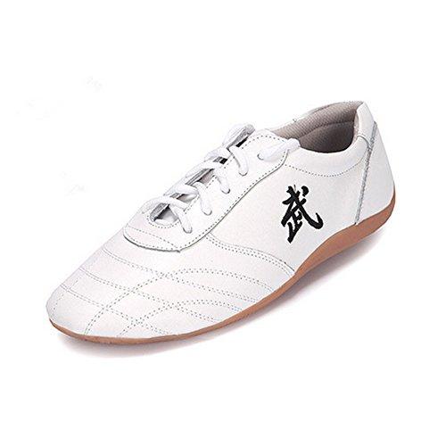 BJSFXDKJYXGS Chinesische Wushu Schuhe Taolu Kungfu Kampfschuhe Taichi Schuhe für Herren Damen Mode Sneakers