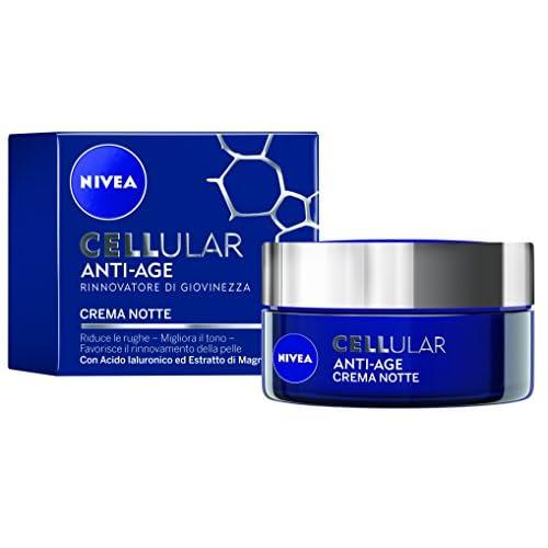 Nivea - Cellular Anti-Age, Crema Notte , 50 ml