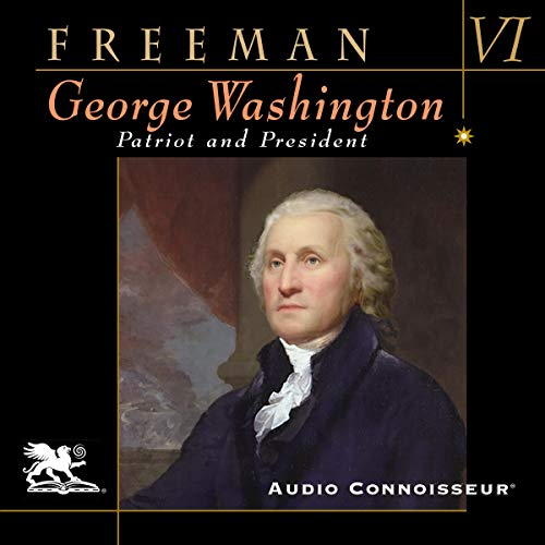 George Washington, Volume 6 cover art