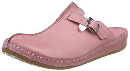 Andrea Conti Damen 0021541 Clogs, Pink (Rosa), 38 EU