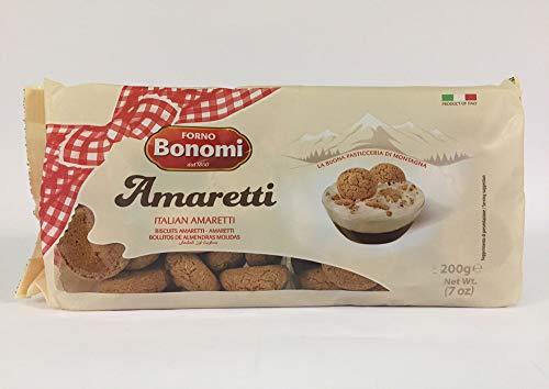 Bonomi Italian Amaretti Biscuits – 15x200g