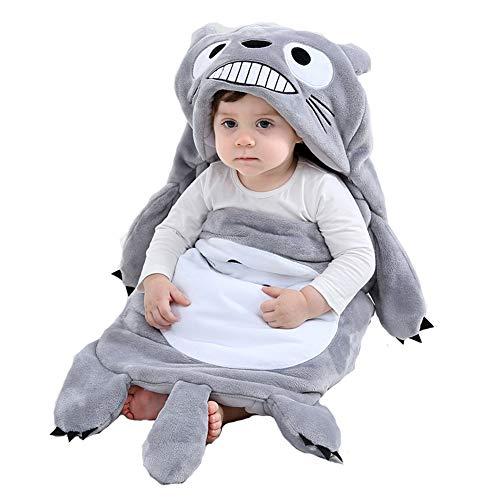 Tonwhar Sac de couchage pour bébé 0-2 ans
