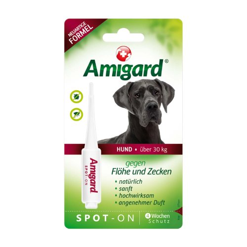 Wolters Amigard Spot On für Hunde 3 x 6 ml