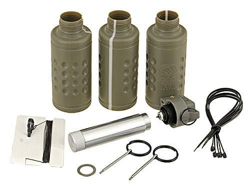 WG Thunder B Sonic Grenade Starter Sound Granate Set - Trap Tripwire Set