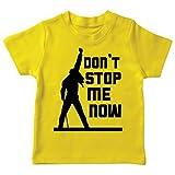 lepni.me Camiseta para Niños Don't Stop me Now! Camisas de Abanico, Regalos de músicos, Ropa de Rock (1-2...