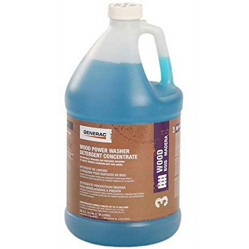 Generac 6661 Wood Deck and Siding Cleaner Super Concentrate, 1-Gallon