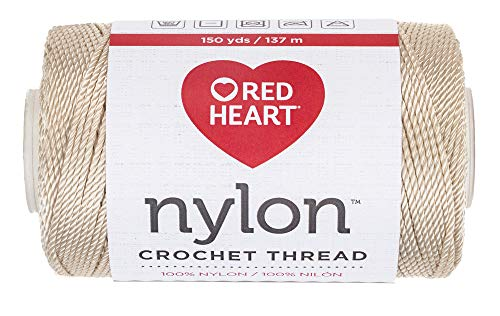Coats Crochet Nylon Crochet Thread,…