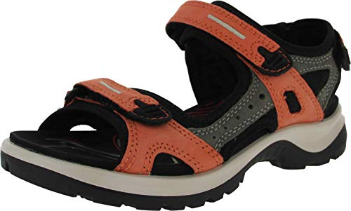 Ecco Women's Yucatan Toggle Sandal Athletic