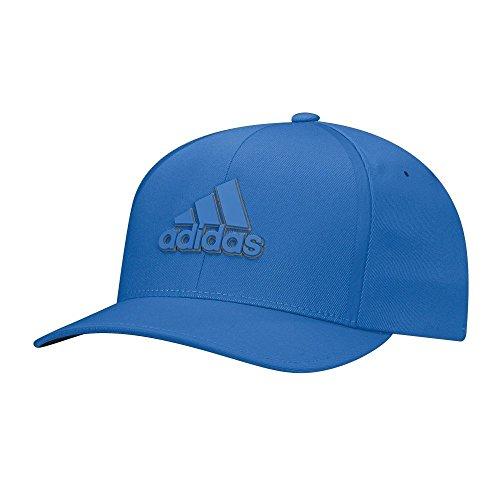 adidas Tour Delta Golf-Cap, Herren, Herren, Tour Delta, blau, S/M