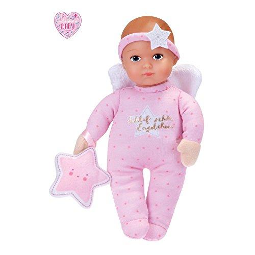 Schildkröt 601250004 - Baby Girl Engel, 23 cm