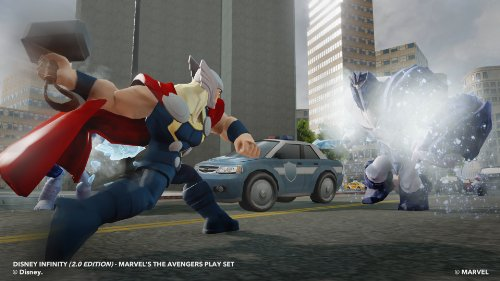 Disney Infinity 2.0 Marvel Super Heroes Starter Pack - Microsoft Xbox One