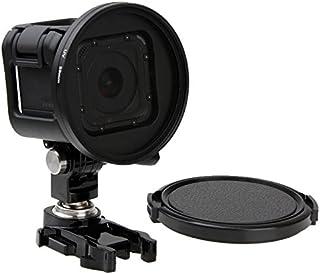 KMLP GoPro用キャップ付き58mm丸型UVレンズフィルターHERO5セッション/ HERO4セッション/ HEROセッション