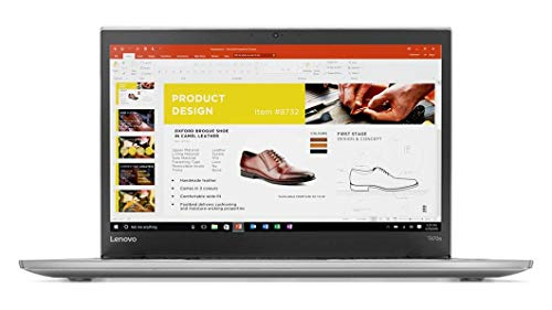 Lenovo ThinkPad T470s 14' FHD IPS Touch-Screen Laptop, Intel Core i7-6600U up to 3.4GHz, 8GB DDR4, 256GB PCIe SSD, Webcam, Wireless AC, Fingerprint Reader, Windows 10 Professional (Renewed)