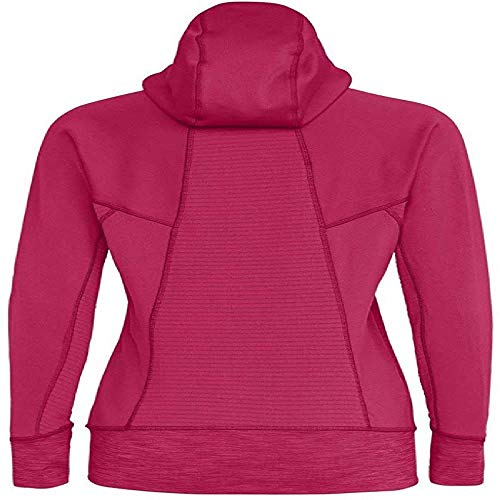 Salewa 00-0000027170_6381 Hoodies Femme, Virtual Pink, FR : S (Taille Fabricant : 42/36)