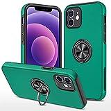 Anceky Coque de protection pour téléphone portable compatible avec iPhone Xs Max - Souple - Double...