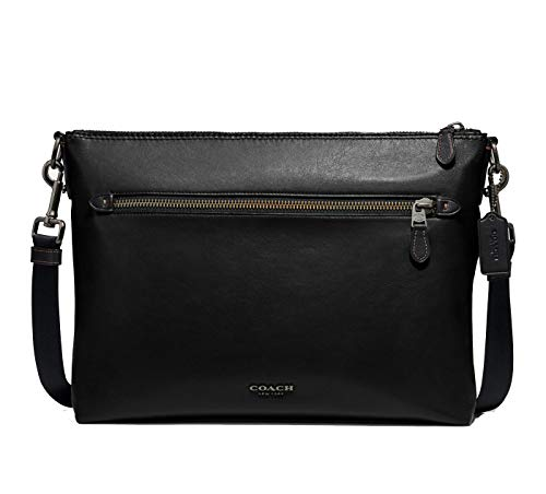Coach Graham Soft Leather Messenger Tote Bag - #F72511