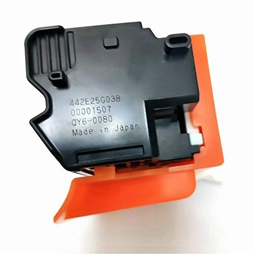 JRUIAN Accesorios de Impresora QY6-0080 Cabezal de impresión Cabezal de Impresora Cabezal de impresión Apto para Canon IP4820 IP4840 IP4850 IX6520 IX6550 MX715 MX885 MG5220 MG5250 MG5320 MG5350