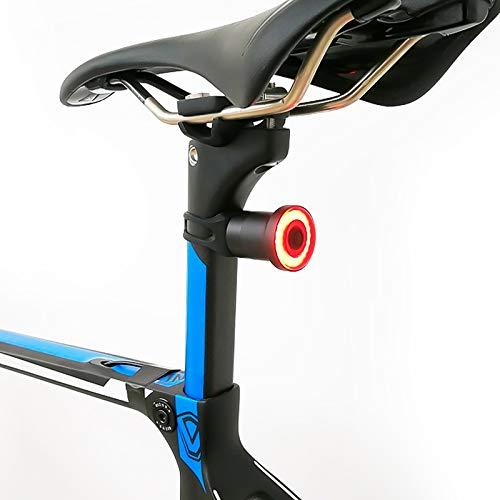 ENFITNIX Bike Tail Light Xlite 100 Braking Sensing LED Light USB...