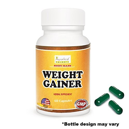 Ayurleaf Weight Gainer tablets Enhancer
