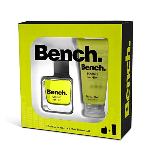 Bench. Sound For Him Set, Eau de Toilette 30ml + Duschgel 75ml