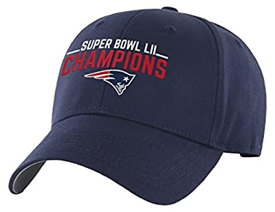 OTS NFL Adult Men's Super Bowl 52 Champions All-Star Adjustable Hat