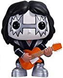 Pop Vinyl Pop Kiss Bass Guitarrista y Baterista El Demonio (Gene) / Niño (Paul) / Spaceman (Ace Freh...