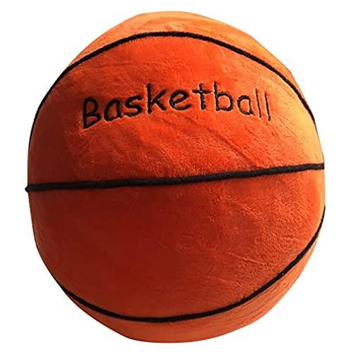 Dpatleten 1: 1 Almohada Peluche Peluche Peluche Peluche Suave Juguete de Regalo para Niños y Niños Sala de Baloncesto