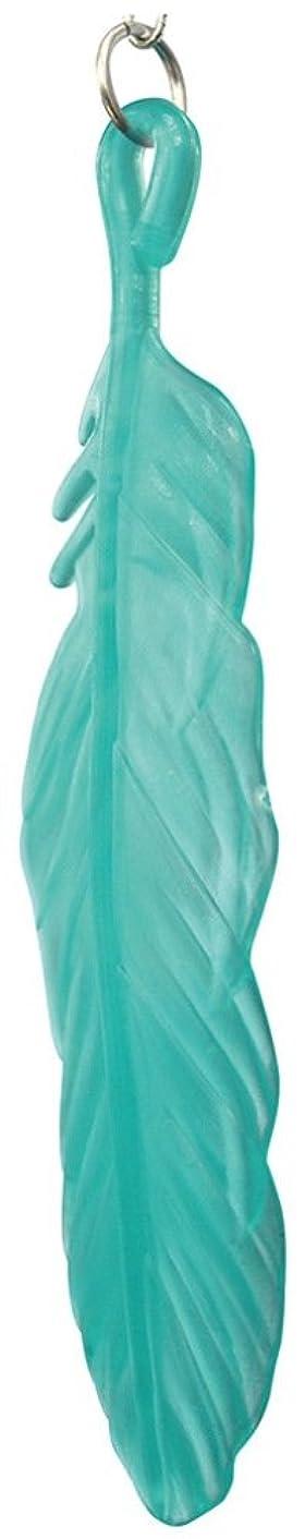 推論極めて本気ノルコーポレーション 芳香剤 レイドバック フェザー エアーフレッシュナー 吊り下げ バルミービーチ OA-LDK-0101