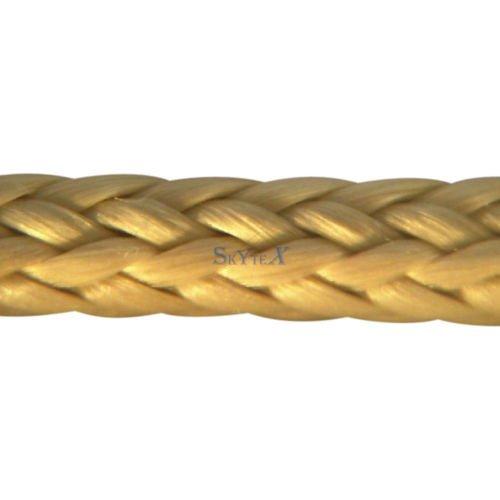 ProTec Abspannseile Technora AR Kevlar Cord Aufzugseil Flechtseil 500daN 3.5mm 25m