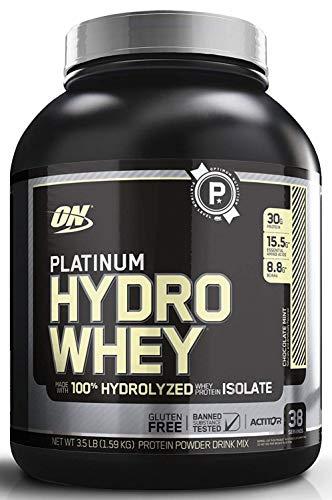 Optimum Nutrition Platinum Hydrowhey Chocolate Mint 3.5L