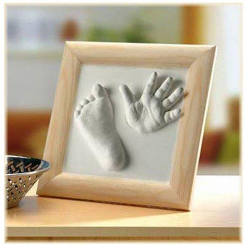 Pfiffig-Wohnen Hand und Fußabdruck Set 3D