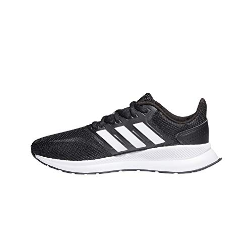 adidas Runfalcon Road Running Shoe, Core Black Footwear White Core Black Schwarz, 36 EU