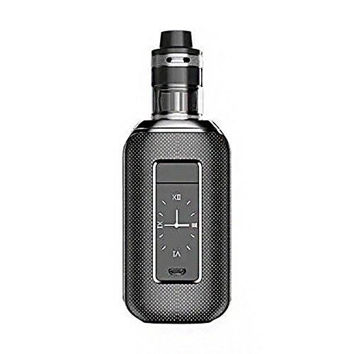 E Sigaretta Aspire Skystar 210 W Vape Kit con Revvo Tank 2ml 210W Skystar Touch Screen Box Mod Firmware aggiornabile, No nicotina, No E liquido, (Carbon Black)