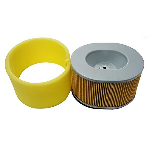 Air Filter for Yanmar L100N Diesel Engine - Repl. # 114210-12590, 114211-12510