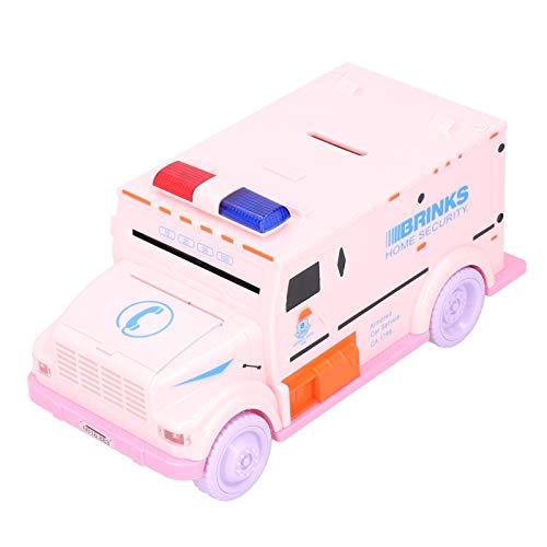 Omabeta Caja de Ahorro de Monedas Caja de Dinero de Coche de Banco Caja de Dinero de Forma Realista Regalo de Adultos para niños