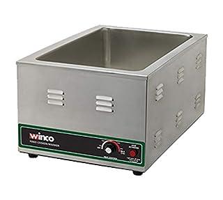 Winco FW-S600 Electric Food Cooker/Warmer, 1500-watt,Stainless Steel,Medium (B00JCYRXQO)   Amazon price tracker / tracking, Amazon price history charts, Amazon price watches, Amazon price drop alerts