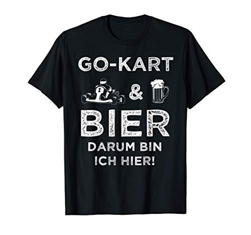 Go-kart Gokart Racing Kartbahn Geschenk T-Shirt
