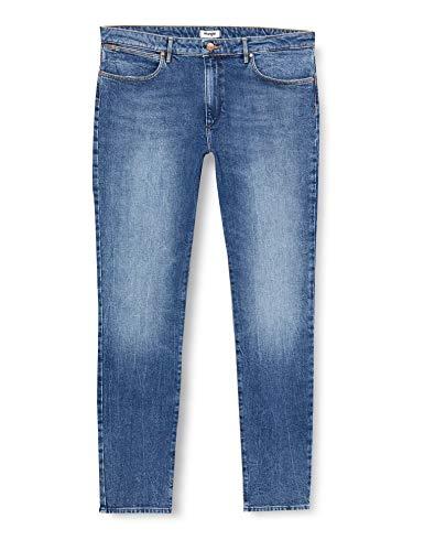 Wrangler Damen Slim Jeans, Play FAIR, 34W / 32L