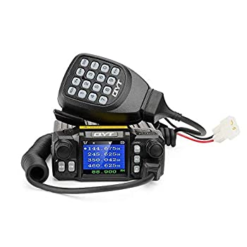QYT KT-8900D Upgrade Version of KT-8900 Dual Band Mini Car Radio Mobile Transceiver VHF UHF Two Way Radio