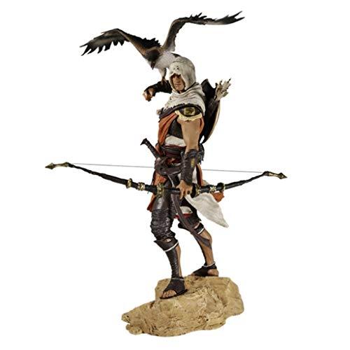 CJH Assassins Creed Origins: Bayek (Adler) Action-Figur Modell Popular Geschenk Spielzeug Dekorationen Puppe Ornamente