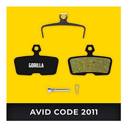 Avid Pastillas de Freno Code & Code R de 2011 & SRAM...