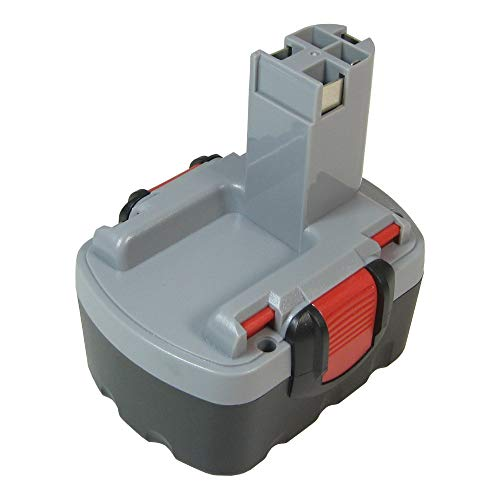 Preisvergleich Produktbild Hochleistungs Werkzeug Ni-MH Akku 14, 4V 3000mAh für Bosch GWS 14.4 V GWS 14.4V / 3B GWS 14.4VH PAG 14.4V PDR 14.4V / N PKS 14.4V PSB 14 PSB 14.4V PSR 14.4 PSR 14.4-2 PSR 14.4 / N PSR 14.4VE-2( / B) PSR1440