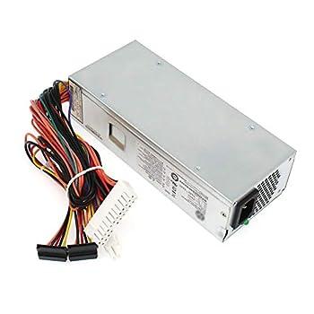 YEECHUN Max 270W Compatible with 220W  PSU for HP Pavilion Slimline S5 Series s5-1024 PC LTNA s5-1110d PC SING s5-1002la s5-1010 TouchSmart 310-1205la 633195-001 633193-001 633196-001 PCA222 PCA322