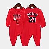 AXTMR Traje de Arrastre para bebé, Pijama de una Pieza para bebé con...