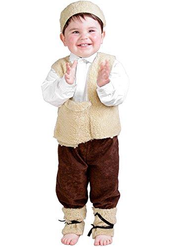 Disfraz de pastorcillo para niño - 18 meses