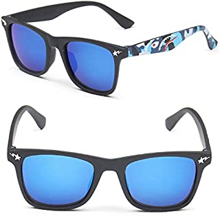 5415dd45ec Zbertx Gafas de Sol para niños de Girls Boy para niños Gafas de Sol Uv400  Gafas
