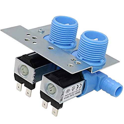 285805 Washer Water Inlet Valve Kit with Mounting Bracket by Beaquicy