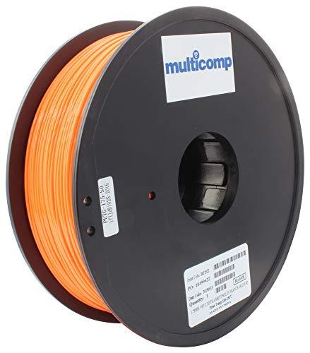 3D-Drucker-Filament, Petg, 1,75 mm, Org, 3D-Drucker-Filamente
